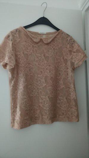 Grase Maier München Bluse oder Shirt alt rosa