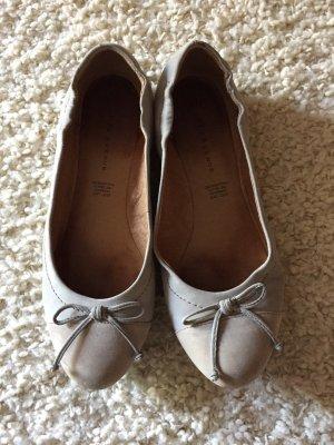 5th Avenue Ballerinas light grey