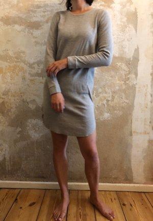 grau/ beiges COS Pullover Kleid