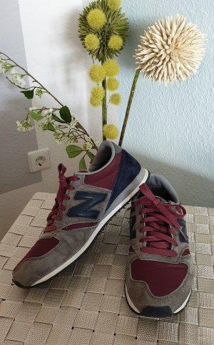 grau-blau-rote New Balance 420