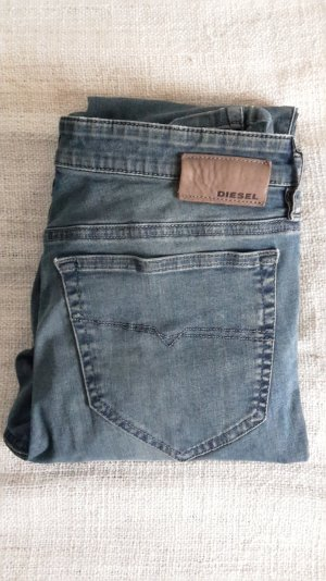 Grau/blaue Jeans von Diesel