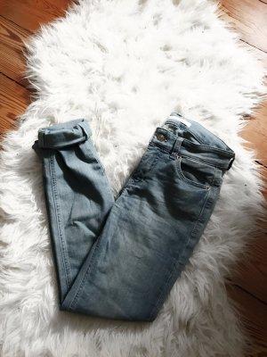 Grau/Blaue Jeans von Mac
