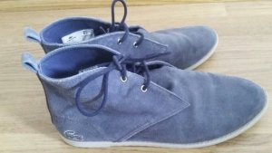 Grau-Blaue Lacoste Sneaker, Gr. 39