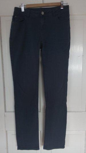 Grau-blaue Stretchjeans von Opus