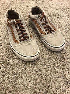 Grau braune Vans :)
