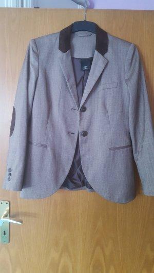 b.p.c. Bonprix Collection Blazer color bronce-gris