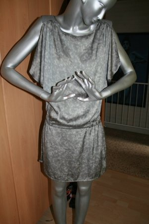 grau gemustertes Minikleid Vero Moda Gr. M