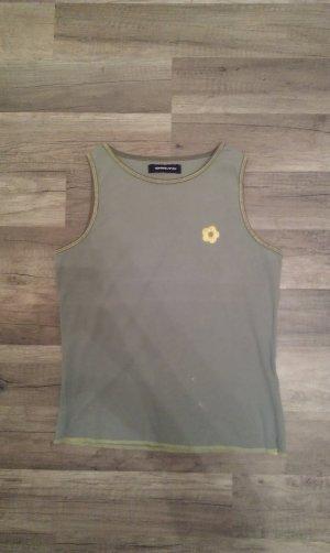 grau grünes only Shirt