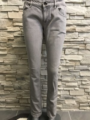 Grau Jeans von Takko  Gr 38