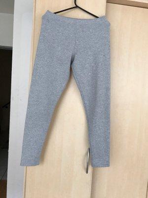 Grau Leggings, Größe M