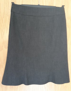 s.Oliver Godet Skirt grey-light grey