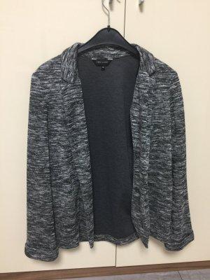 New Look Jersey Blazer color plata-negro