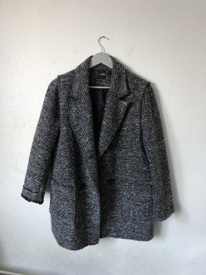 Asos Petite Between-Seasons-Coat multicolored