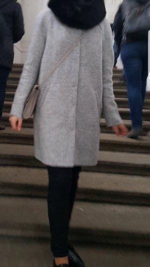 Orsay Manteau d'hiver gris clair