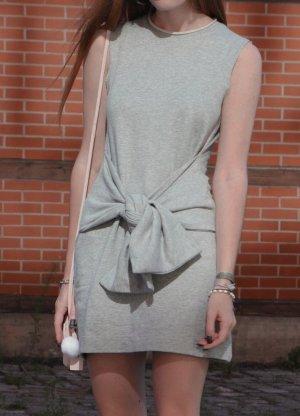 Cheap Monday Mini Dress grey-light grey cotton