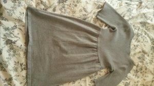 grau meliertes Kleid von melrose