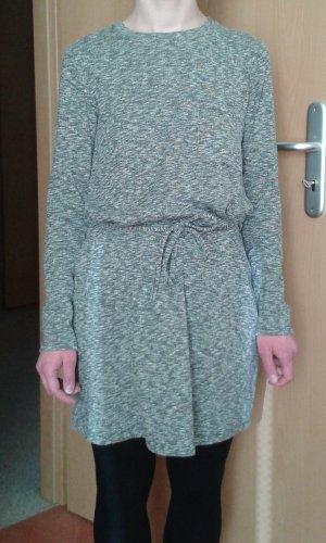 grau meliertes Kleid von Topshop, Gr. 34