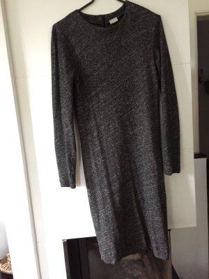 Grau-meliertes Kleid von Zara