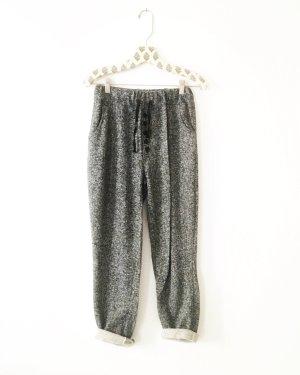grau mellierte / sweat pants / vintage / casual / boho / hippie / boyfriend style