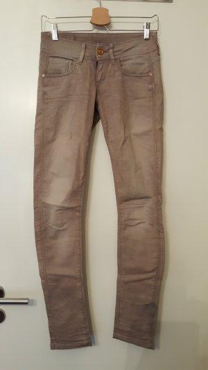 Grau-rose Jeans von G-Star