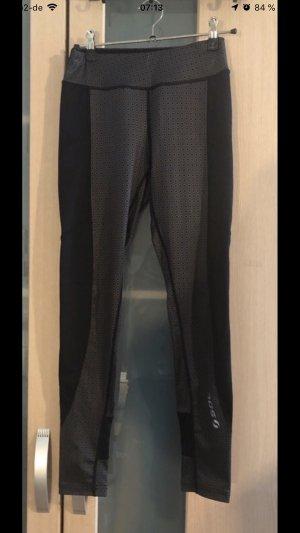 SOC Sportbroek zwart-grijs