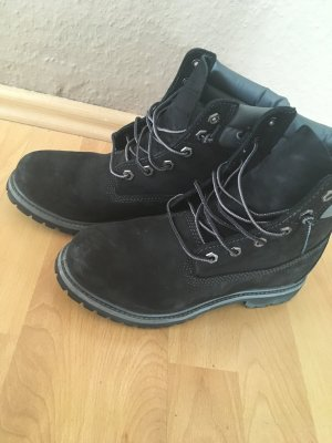 Timberland Winter Booties black-dark grey