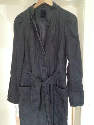 Grau-Silberner Mantel von Vero Moda