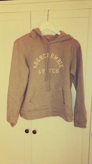 ~grau/weisser Pullover von Abercrombie & Fitch~