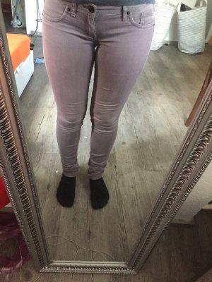 Graubraune Jeans