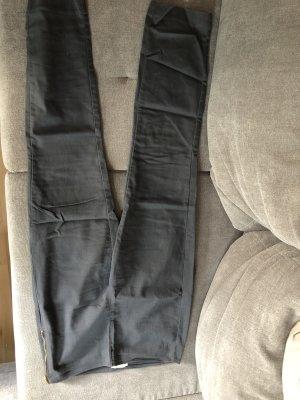 H&M Pantalone da abito grigio