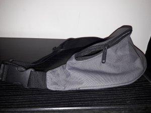 Graue Bauchtasche von Bag Base (ungetragen)