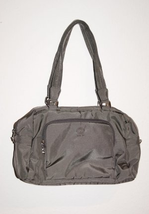 Bogner Carry Bag grey-dark grey nylon