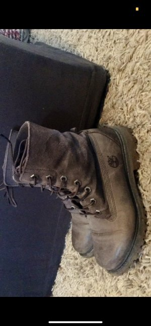 Timberland Lace-up Boots dark grey