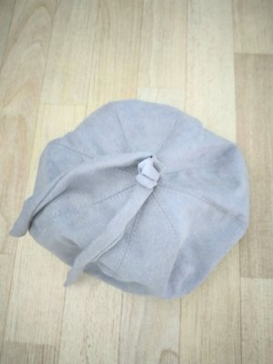 Fabric Hat light grey