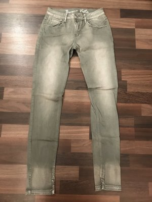 Graue Buena Vista Jeans