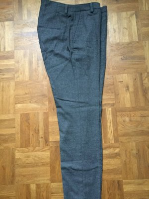 DRYKORN FOR BEAUTIFUL PEOPLE Pantalón tobillero gris Lana