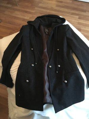 Graue CLAUDE MONTANA Blazer-Jacke Italienische 40