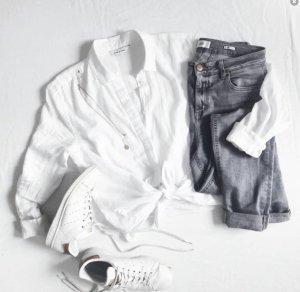 graue CLOSED Jeans 27 / 32