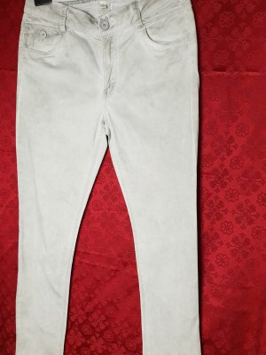 edc Pantalón de cinco bolsillos gris claro