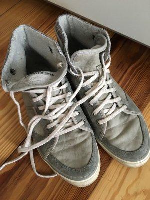 Graue Esprit Sneakers, Größe 38