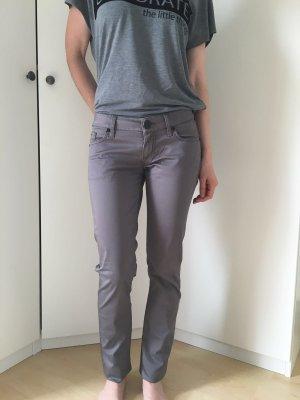 Guess Pantalón tipo suéter gris
