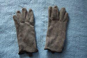 Tchibo / TCM Guantes con dedos gris