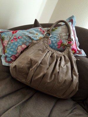 Graue Handtasche von Hallhuber Accessoires