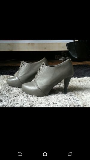 graue High heels Boots