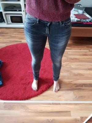 Graue Hilfiger Jeans Skinny Sophie (Größe 28/32)