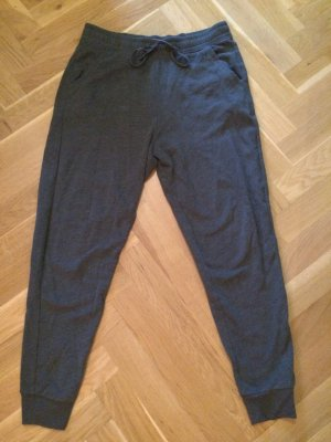 Graue Hollister Jogginghose