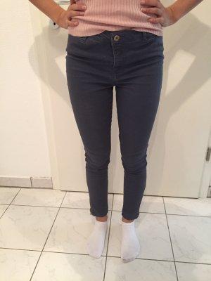 Vero Moda Jeans a sigaretta antracite