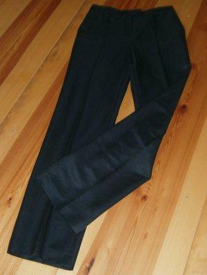 Graue Hose aus Baumwolle und Seide