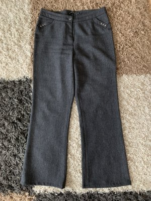 Pantalon donkergrijs