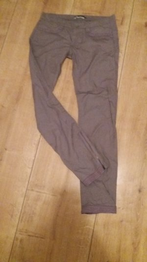 Big Star Trousers silver-colored-grey